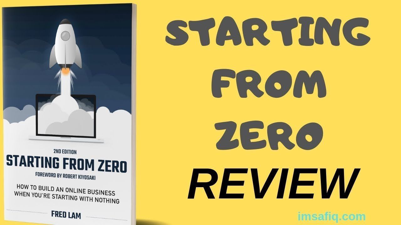 Supercharge Deals Starting from Zero Review young and successful entrepreneur technology today starting from zero online entrepreneur make money online internet age fred lam dishwasher business audiobook